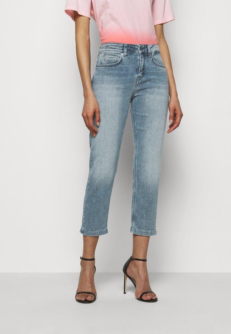 DRYKORN - PASS - Slim fit jeans - blau