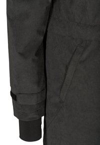 Zizzi - VERSTELLBARER - Waterproof jacket - black - 6