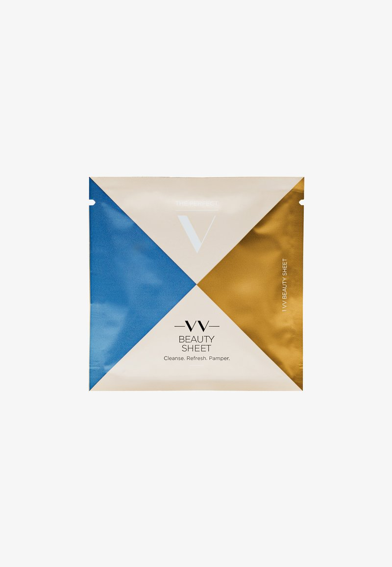 The Perfect V - VV BEAUTY SHEET - Moisturiser - -