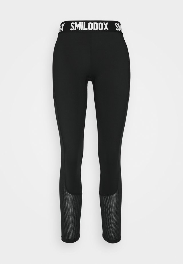 DAMEN LEGGINGS - Leggings - schwarz