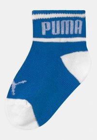 Puma - PUMA BABY WORDING 6 PACK - Sokken - white/blue - 1