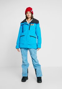 Helly Hansen - SWITCH CARGO 2.0 PANT - Ski- & snowboardbukser - bluebell - 1