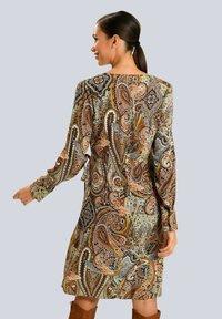 Alba Moda - Day dress - camel beige schwarz - 2