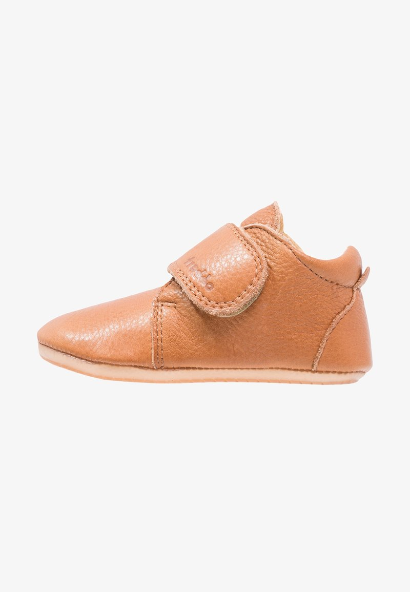 Froddo - NATUREE CLASSIC MEDIUM FIT - First shoes - hellbraun