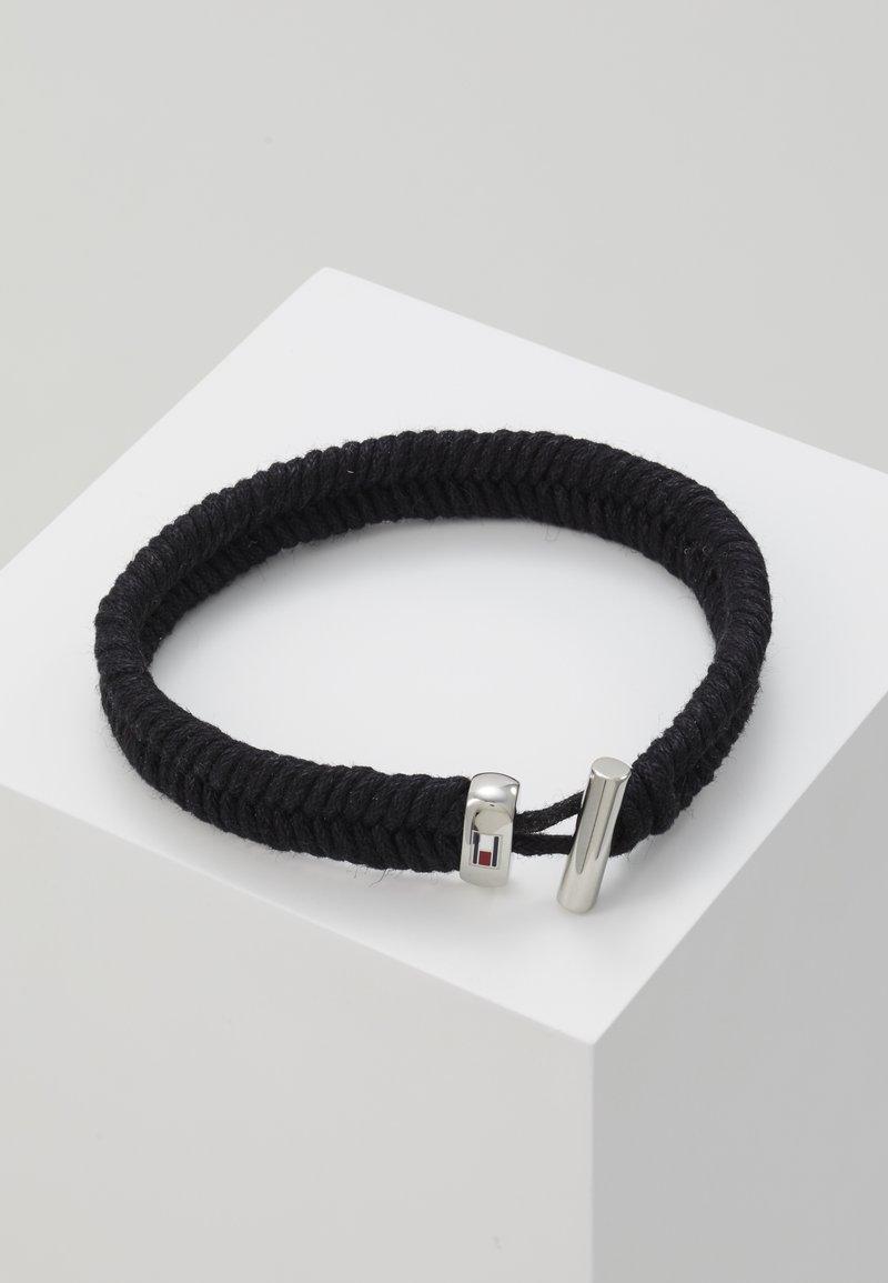 Tommy Hilfiger - BRACELET - Bracelet - black