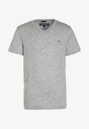 BOYS BASIC  - T-shirt basic - grey heather
