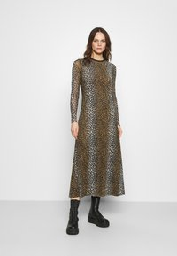 Notes du Nord - TARA DRESS - Maxi dress - brown - 1