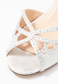 Paradox London Wide Fit - WIDE FIT HISAKI - Sandales - silver - 2