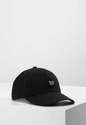 WHEELER - Casquette - black