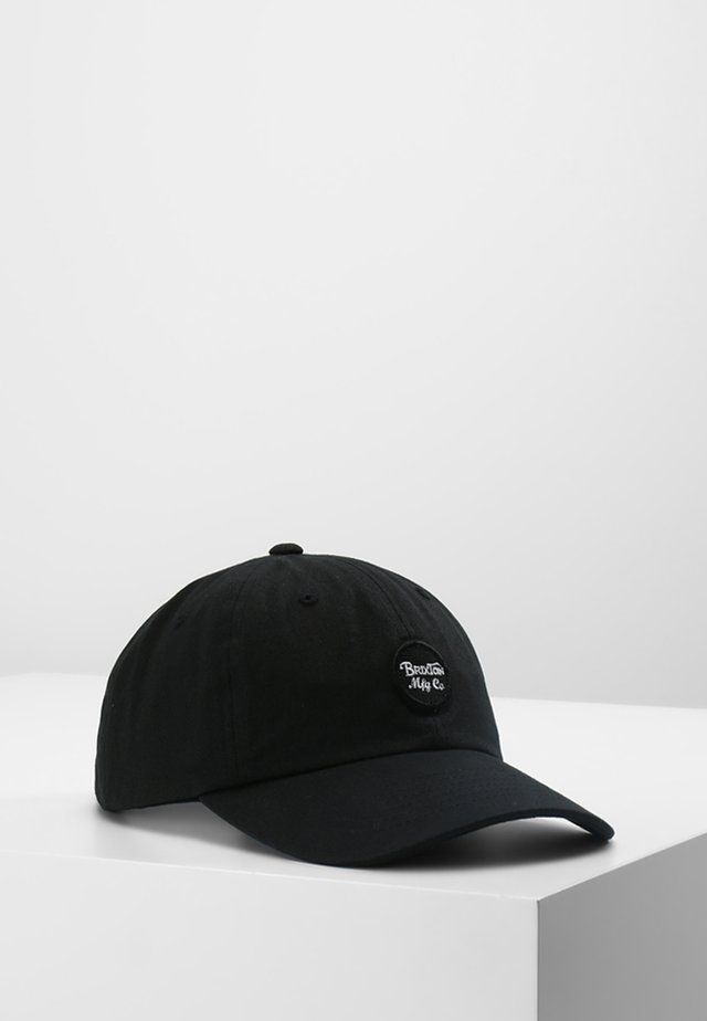 WHEELER - Cap - black