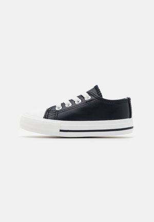 CLASSIC LACE UP TRAINER UNISEX - Trainers - navy