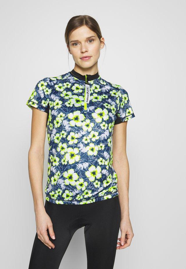 RATINA - T-shirt con stampa - blue