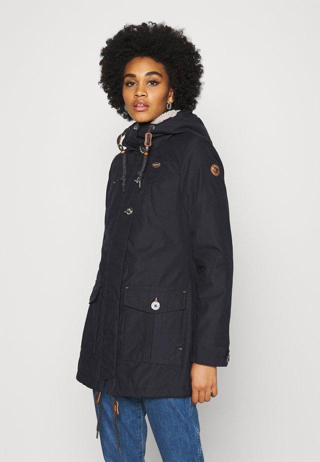 JANE - Winter coat - navy