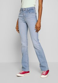 Levi's® - 725 HIGH RISE BOOTCUT - Jeansy Bootcut - san francisco coast - 0