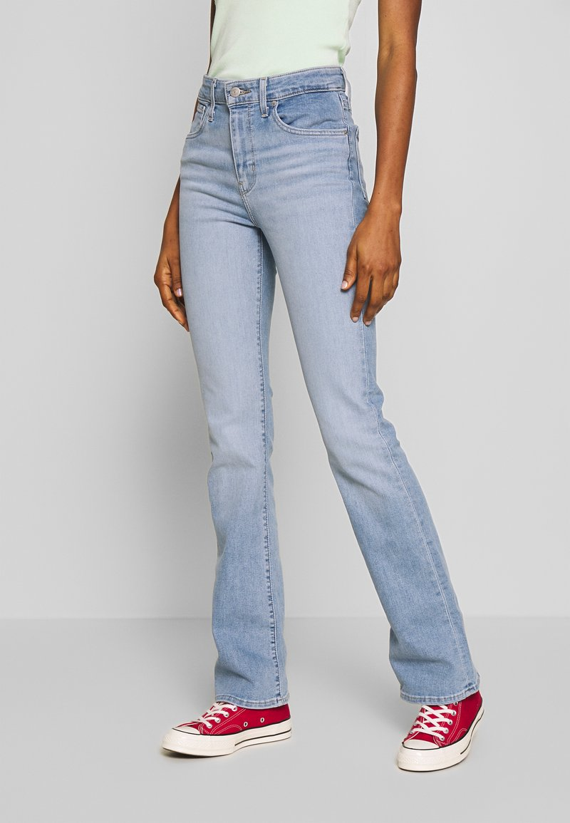 Levi's® - 725 HIGH RISE BOOTCUT - Jeansy Bootcut - san francisco coast