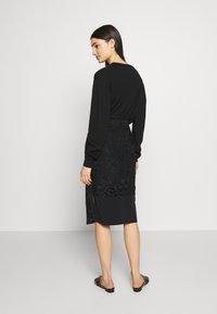N°21 - Pouzdrová sukně - black - 3