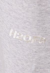 H2O Fagerholt - DOCTOR PANTS - Tracksuit bottoms - light grey melange - 2
