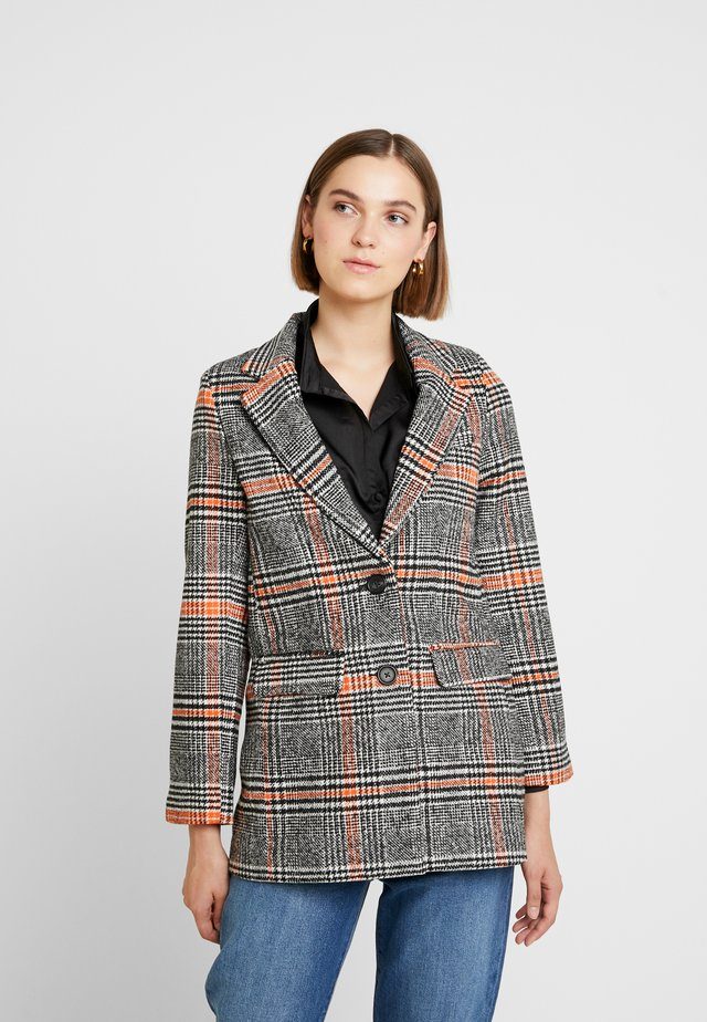 WARHOL - Short coat - positano tweed