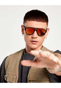 Hawkers - STEEZY - Sunglasses - black - 4