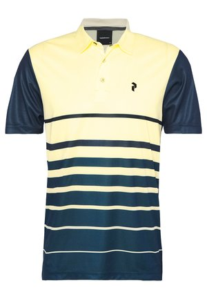 Polo shirt - sunny yellow