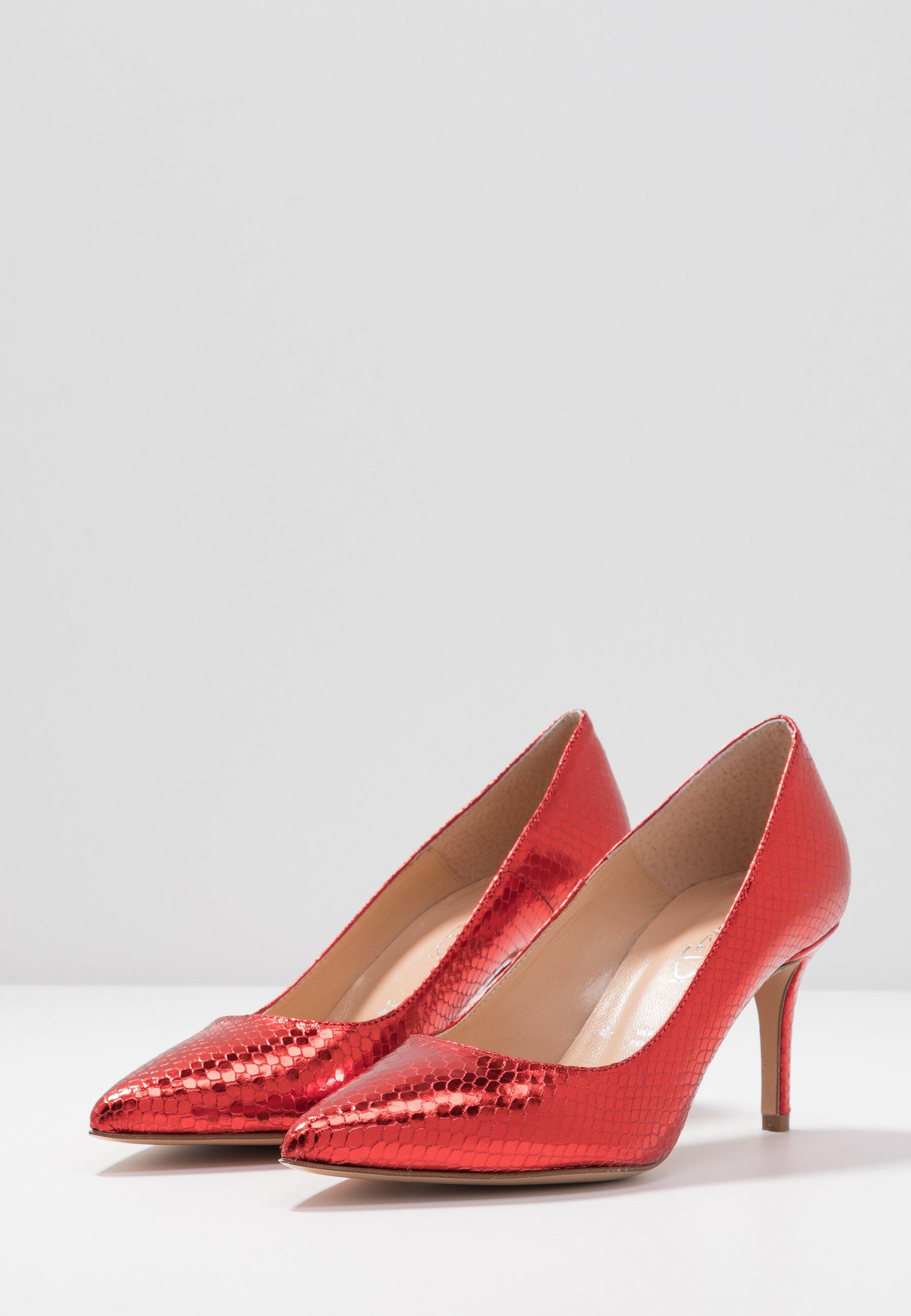A hoy Bianca Di Tacones - rosso | Calzado de mujer2020 GfqAH