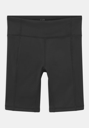 GIRL FIT BIKE - Shorts - true black