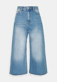Dr.Denim Petite - AIKO PETITE CROPPED - Jeans baggy - empress blue - 0
