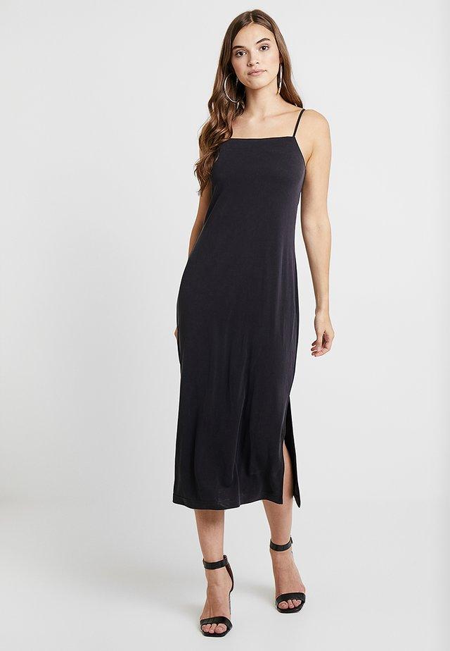 BONITA DRESS - Maxikjoler - black