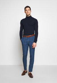 Topman - JAMES - Oblekové kalhoty - blue - 1