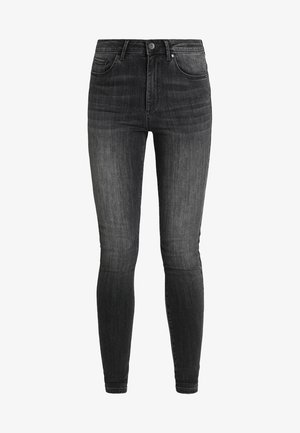 VMSOPHIA  - Vaqueros pitillo - dark grey denim