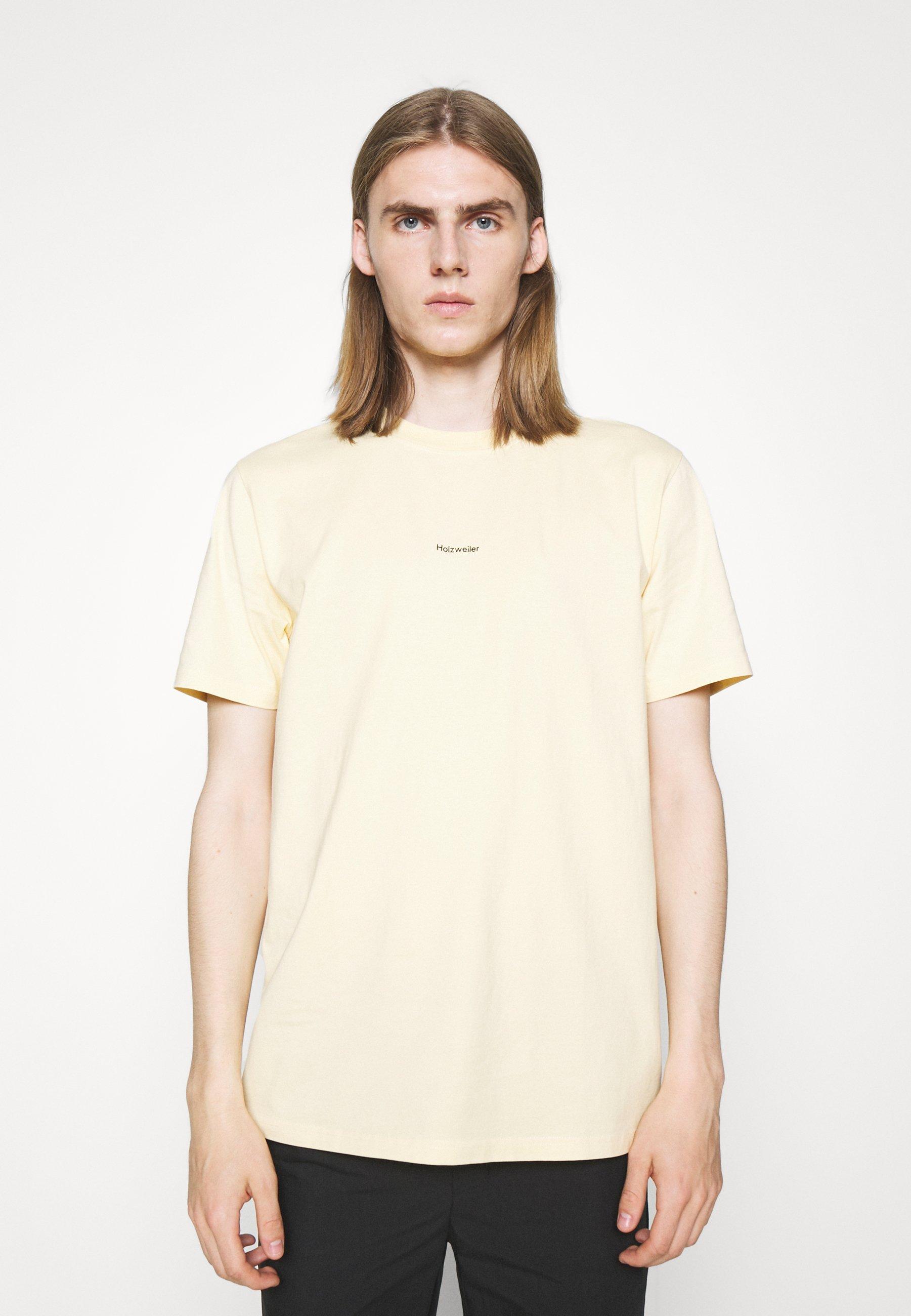 Homme LIVE TEE - T-shirt basique