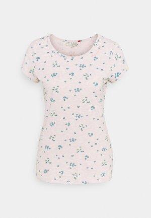 MINT CAMOMILE - Print T-shirt - beige