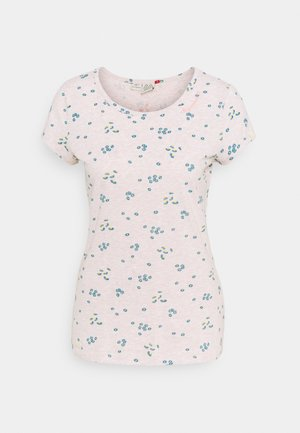 MINT CAMOMILE - T-shirts med print - beige