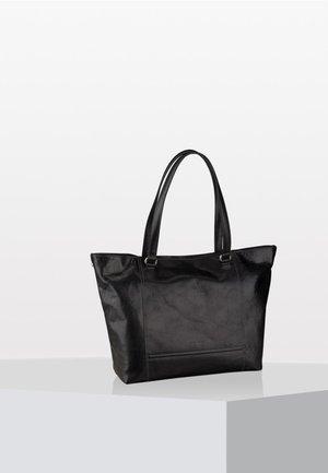 LUGANO  - Shopper - black