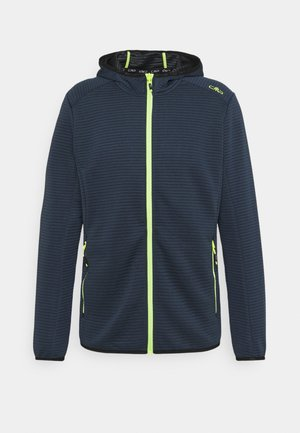 MAN JACKET FIX HOOD - Training jacket - cosmo