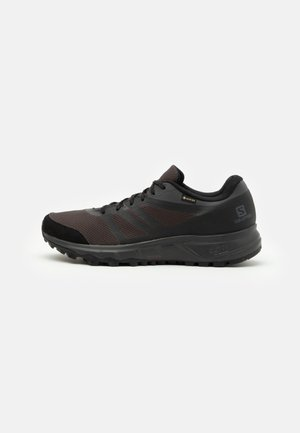 TRAILSTER 2 GTX - Trail running shoes - phantom/ebony/black
