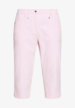 LYRIC CAPRI - 3/4 sports trousers - pink