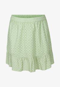 Zizzi - A-line skirt - silt green - 3