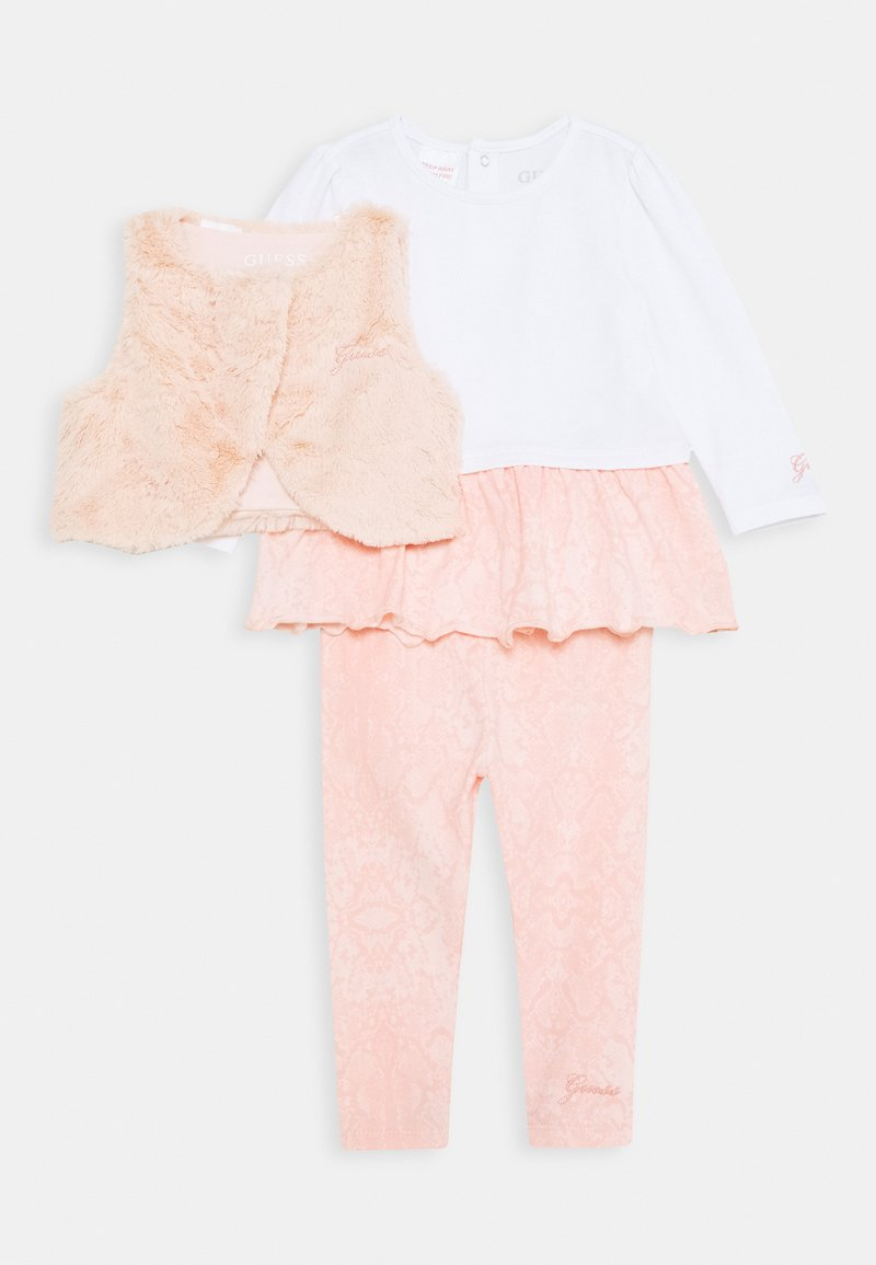 Guess - BABY SET - Waistcoat - more love