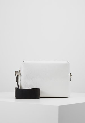 MERCURIO CROSSBODY - Across body bag - chalk