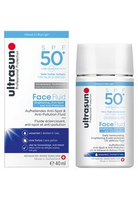 Ultrasun - FACE FLUID BRIGHTENING & ANTI-POLLUTION SPF50+ - Crema solare - - - 1
