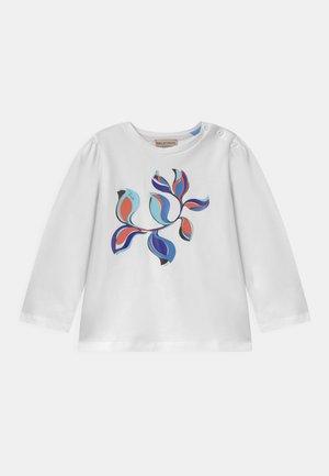 BABY - Långärmad tröja - white