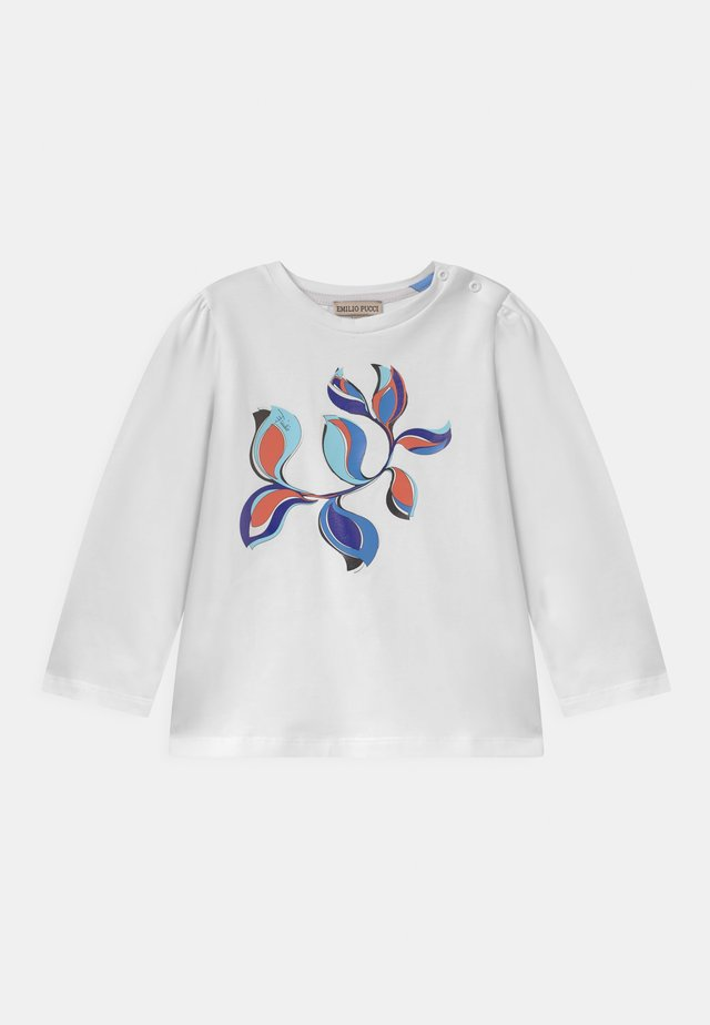 BABY - Long sleeved top - white