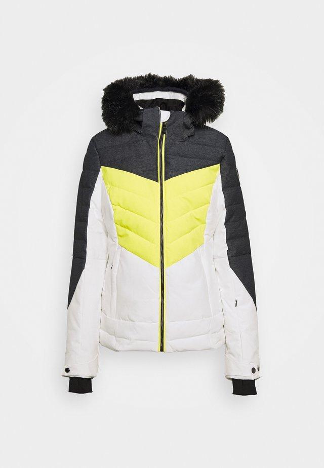 ATKA QUILTED  - Lyžařská bunda - denim