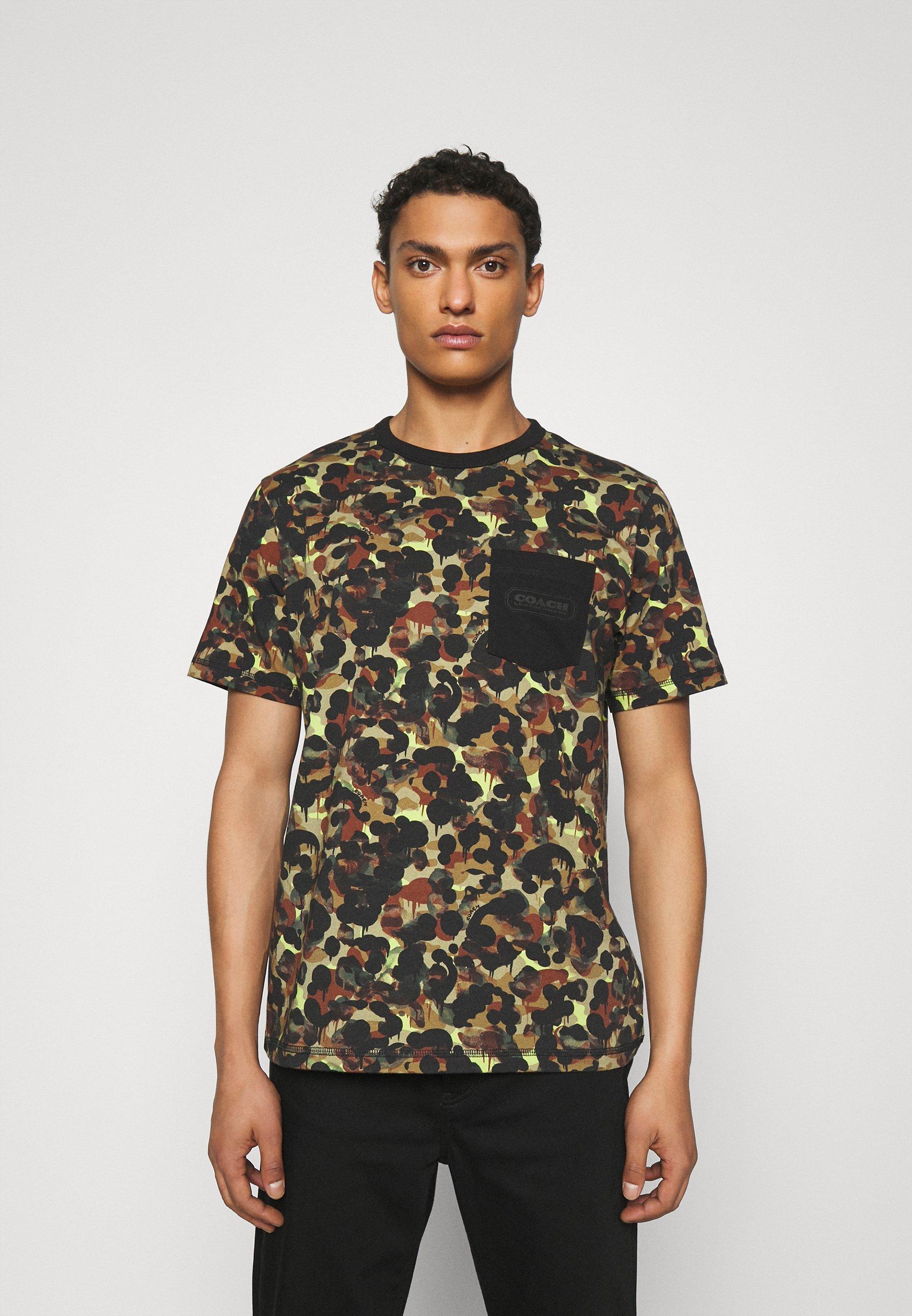 Homme POCKET TEE - T-shirt imprimé