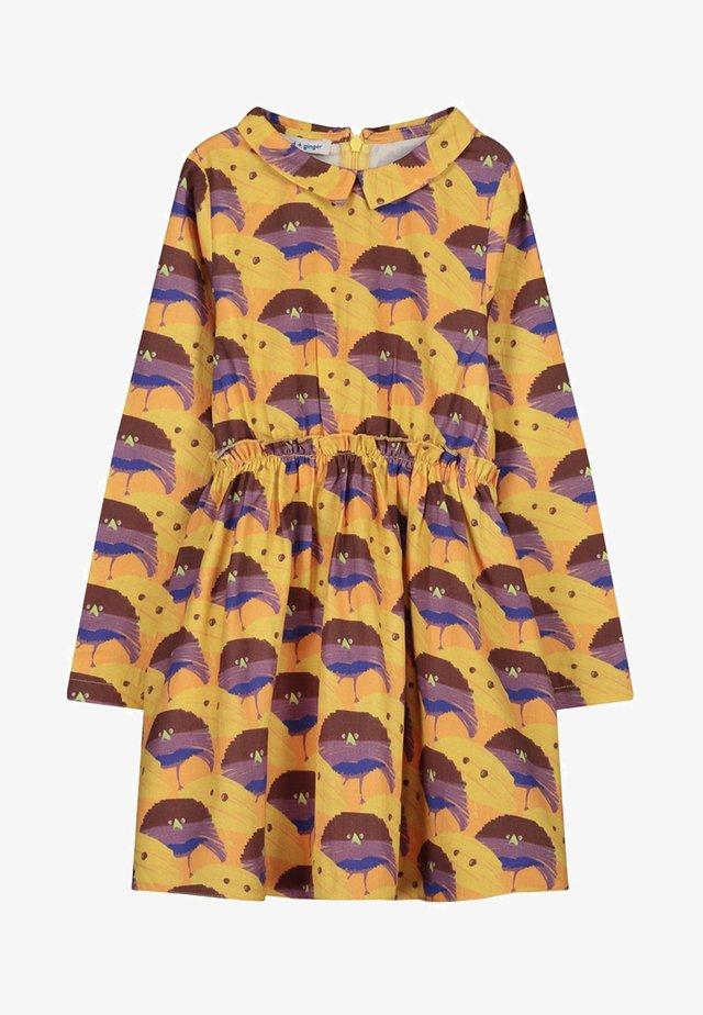 TINKA - Day dress - venerorange