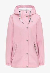 Schmuddelwedda - Waterproof jacket - candy pink - 4