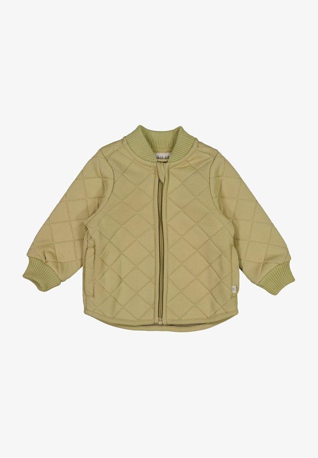 LOUI - Winter jacket - slate green