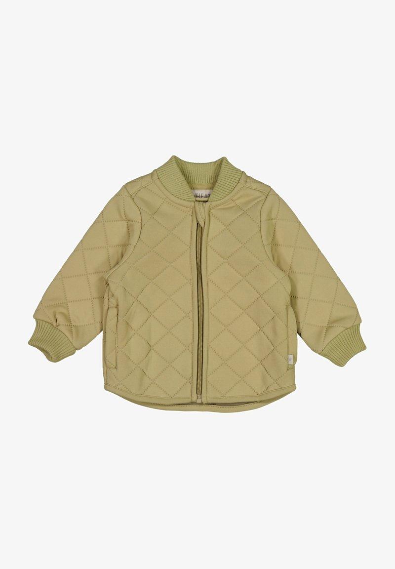 Wheat - LOUI - Winter jacket - slate green
