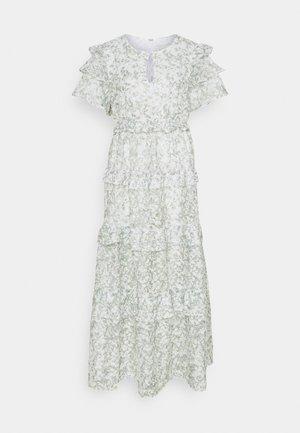 DRESS - Korte jurk - sage